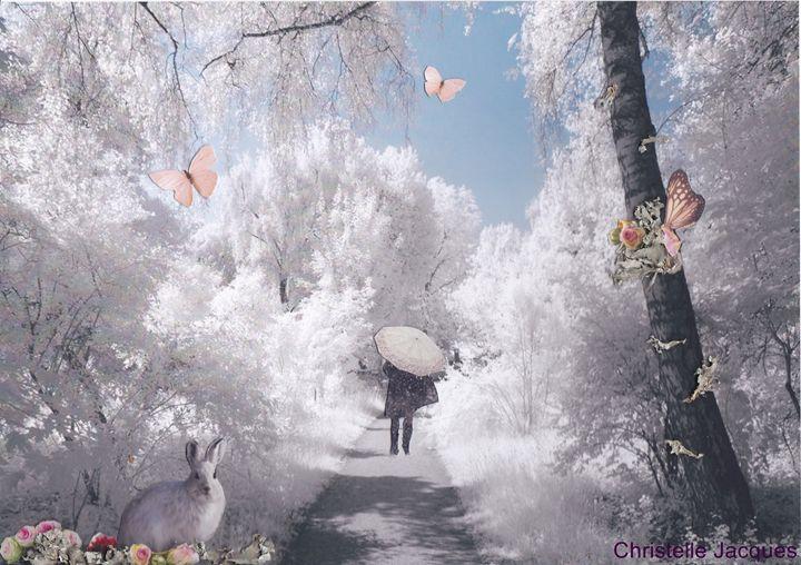 Douceur hivernale - christelle jacques