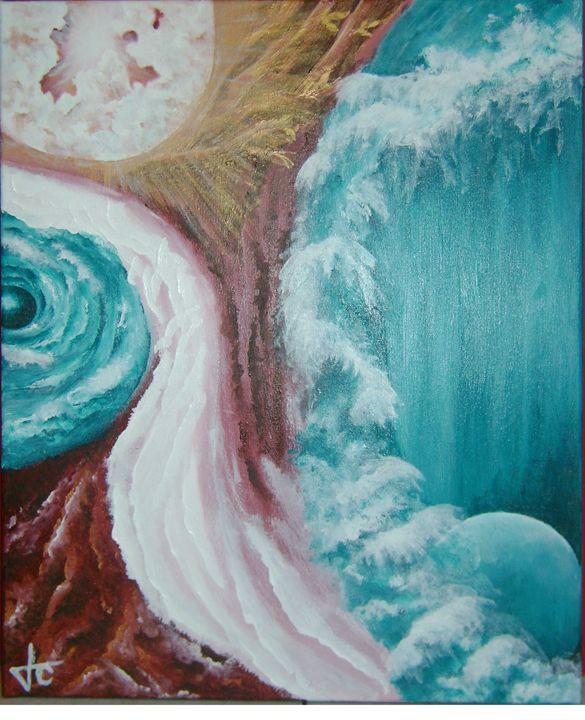 Aqua - christelle jacques