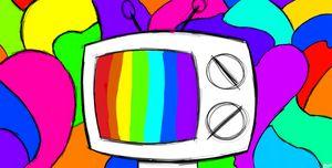 lgbt tv dude