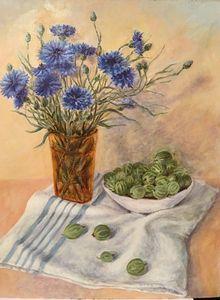 cornflowers