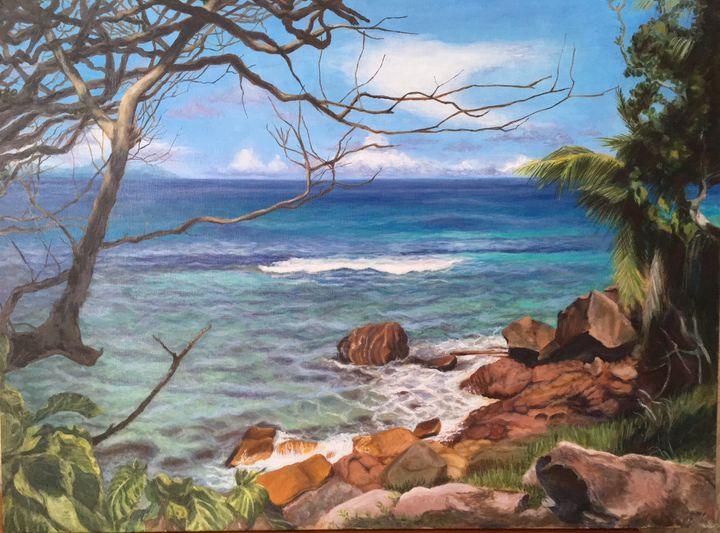 Seychelles - Elena Bond