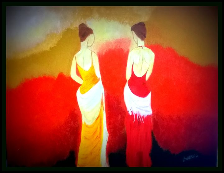 Women Era - Ankita's Art Work