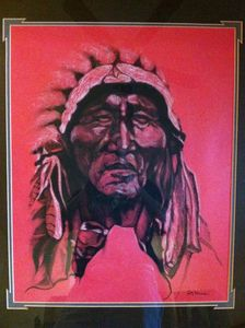 """Lakota Chief"""