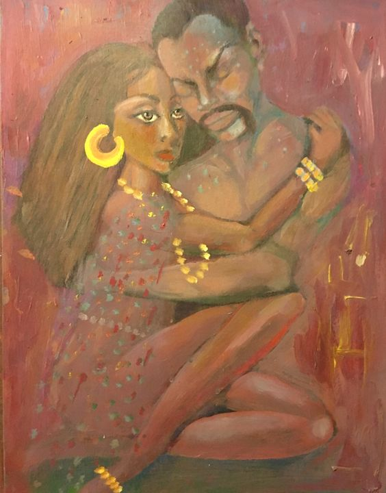 """""""The Embrace"""" - Art-Completes The Circle"""