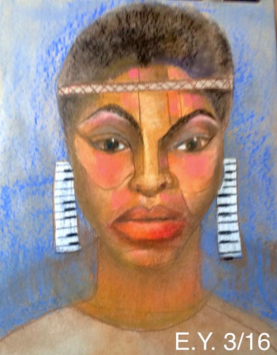 Ms. Simone - Art-Completes The Circle