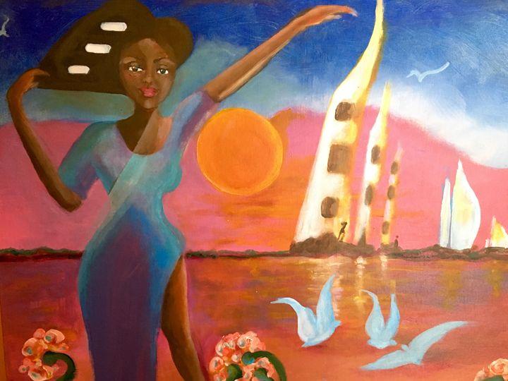 Bonne Voyage - Art-Completes The Circle
