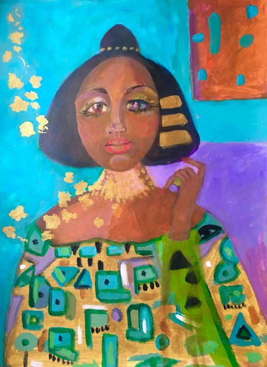 Madam Assitou - Art-Completes The Circle