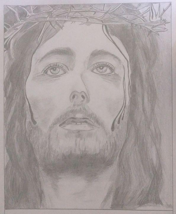 jesus - Brijesh kumar sahani