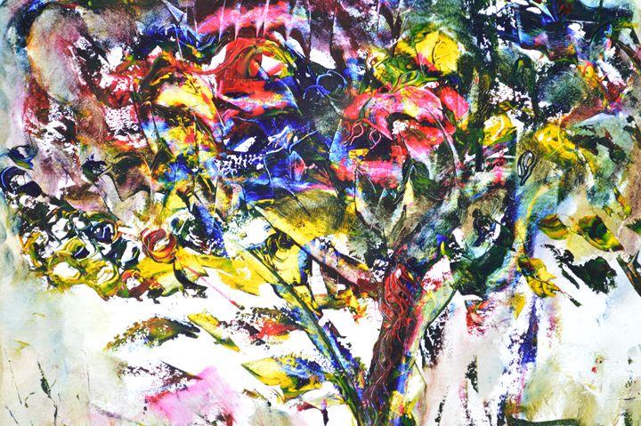 Sacred tree - Dumiearts
