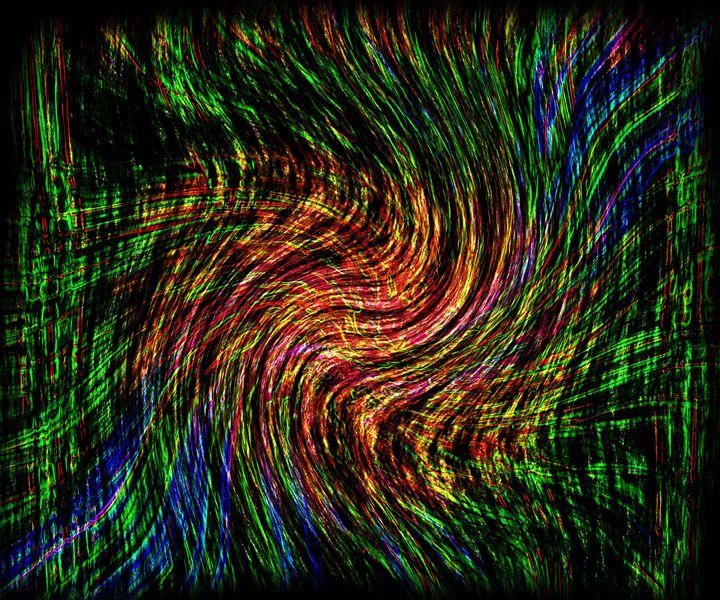 glitch in the matrix - P.S.