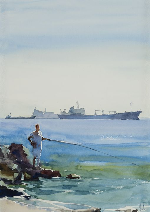 Fisherman - Andrey Esionov