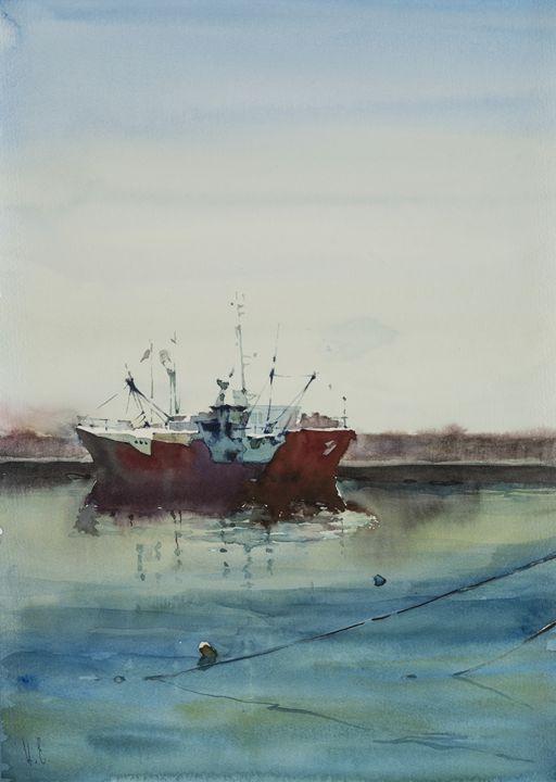 Old Harbor - Andrey Esionov