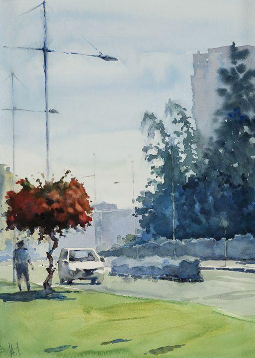 Heatwave - Andrey Esionov