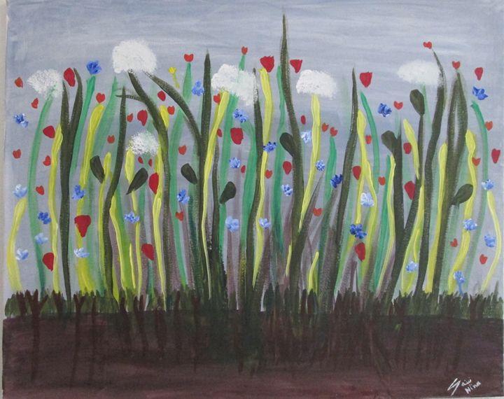 Wild Flowers - nkazi3333