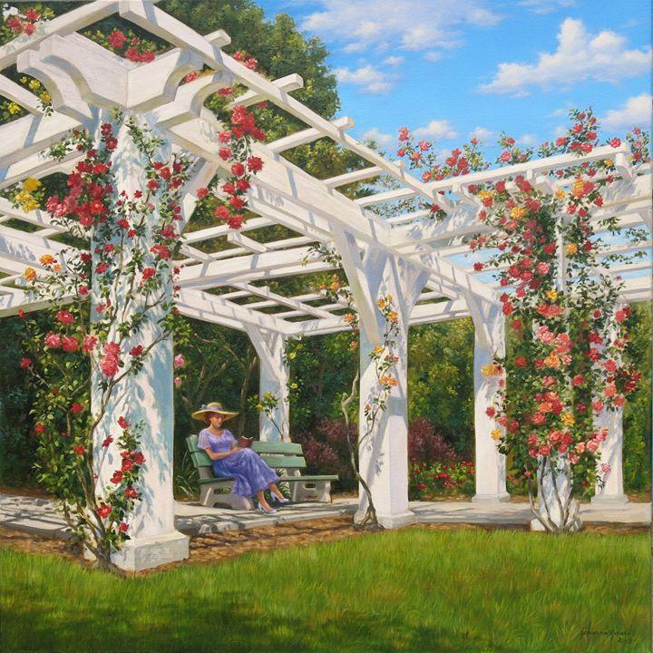 A Perfect Spring Day - Girard Art Studio