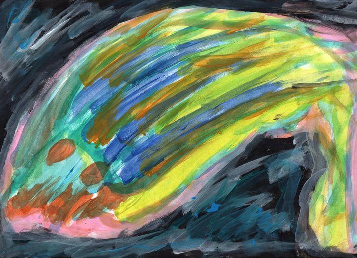 Prophylus (Sea Creature) - My Art - F.M