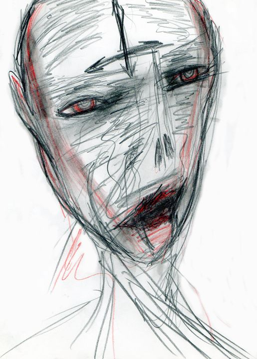 Nobody is Crying for you Anymore - - My Art - F.M