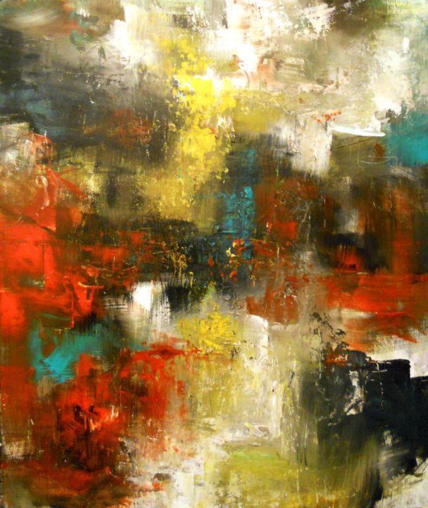 Abstractus - Mattsart - Matthew Hamblen Artworks