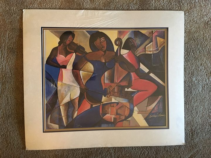 Chamber Music by Anthony Armstrong - gist4Art