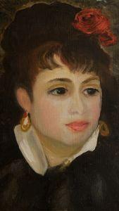GABRIELLE LA MUSE DE RENOIR