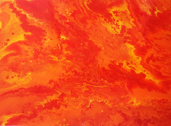 Hidden Flames - Christina Carraway Creations