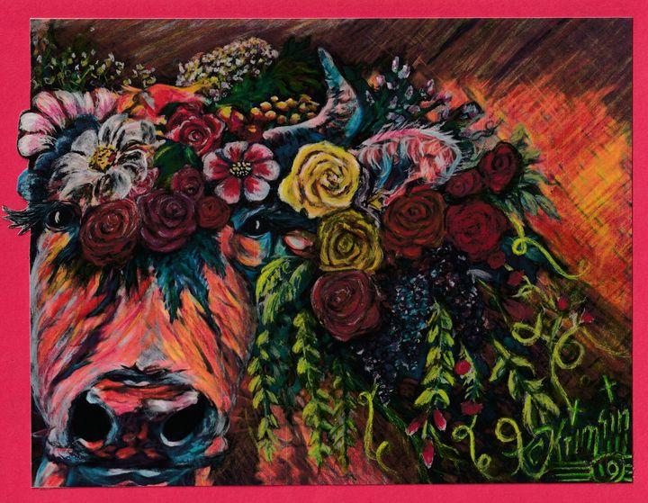 Flower Child by KC Krimsin - The KC Krimsin Kollection