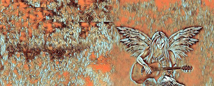 Rocking Angel - The KC Krimsin Kollection