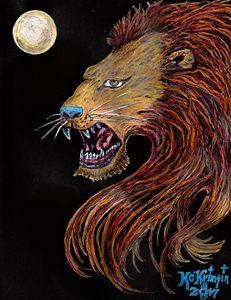 Night Prowler by KC Krimsin