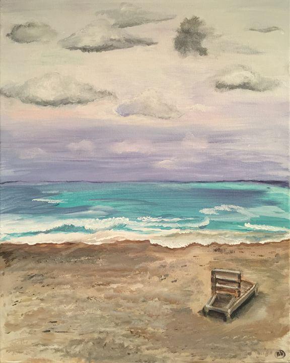 Peaceful Day - Barb's Beach House