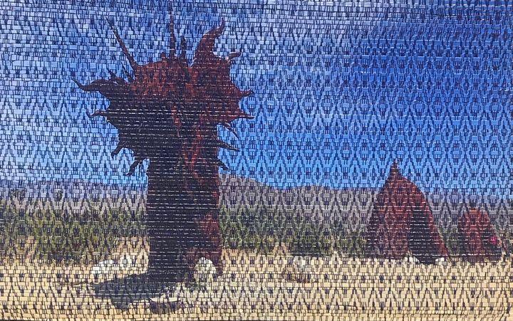 Desert Dragon - Jennifer Flores
