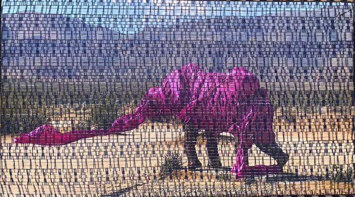 Pink Elephant-Fast Fashion - Jennifer Flores