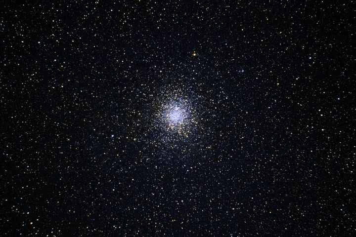 The Great Globular Cluster M13 - 4 AM Photography