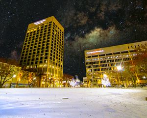 Milky Way over Worcester MA