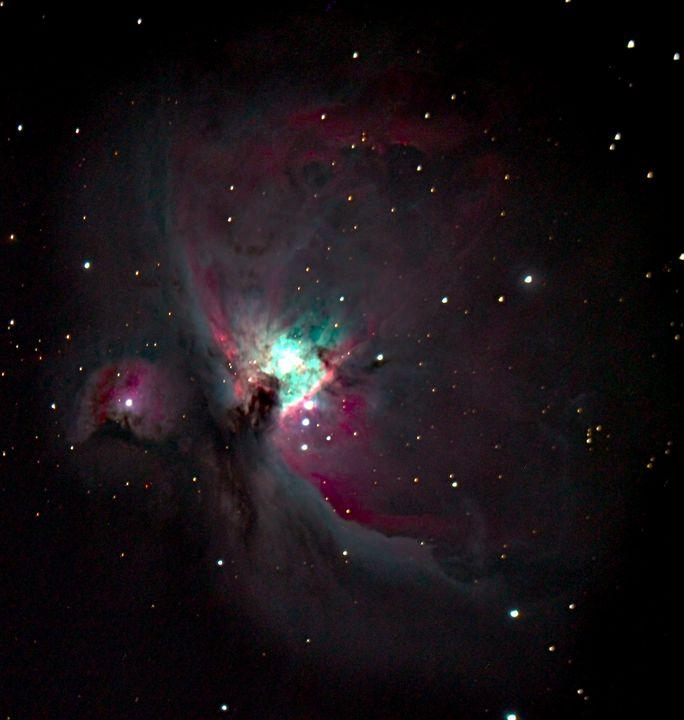 Orion Nebula - 4 AM Photography