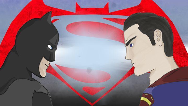 Batman v Superman - Steven A