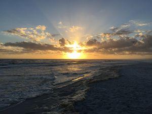 Florida Coast Sunset - TLV Treasures