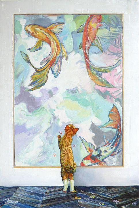 Gallery Cat - T.A.Matthews - The Cat Gallery
