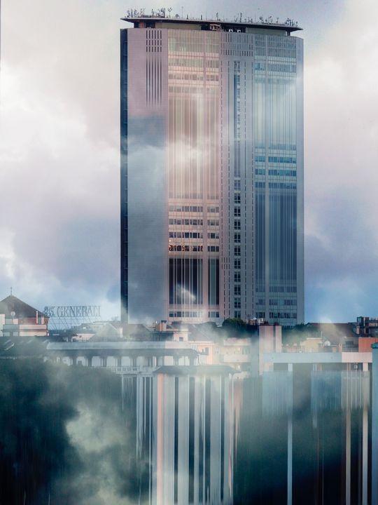 Pirelli skyscraper - enzorephoto