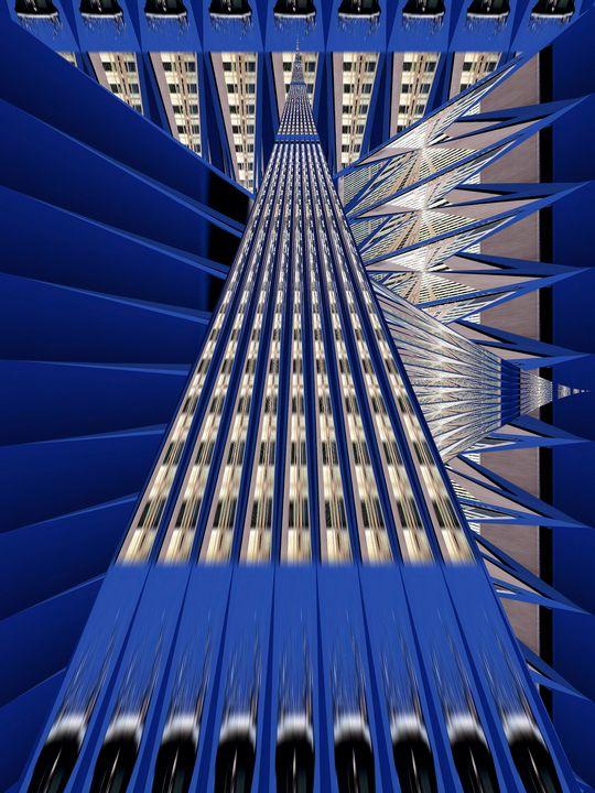 GiòPonti skyscraper evolution - enzorephoto