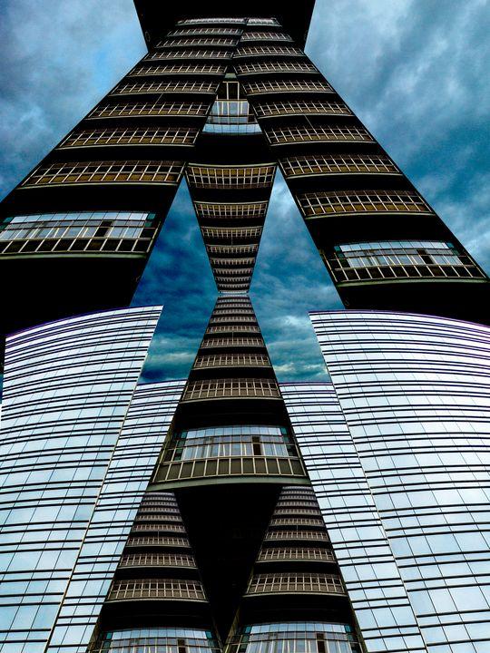Skyscrapers of Milan - enzorephoto
