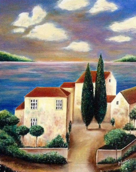 Casa Blanca - A.M. Paintings