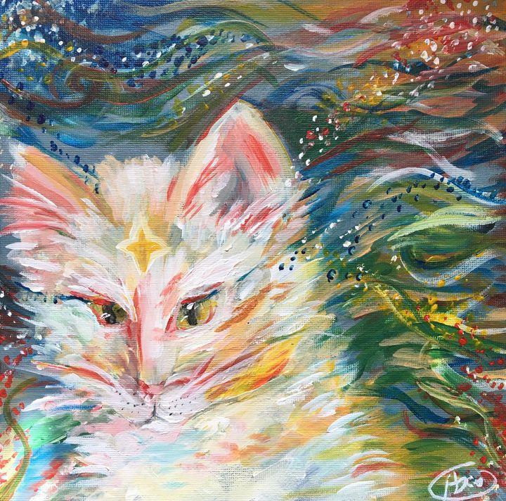 Energy Cat - Amber Cook