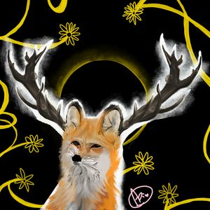 Vulpalope: The Mysterious Horned Fox - Amber Cook