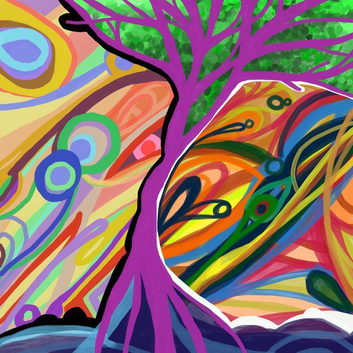 Spirit Tree - Amber Cook