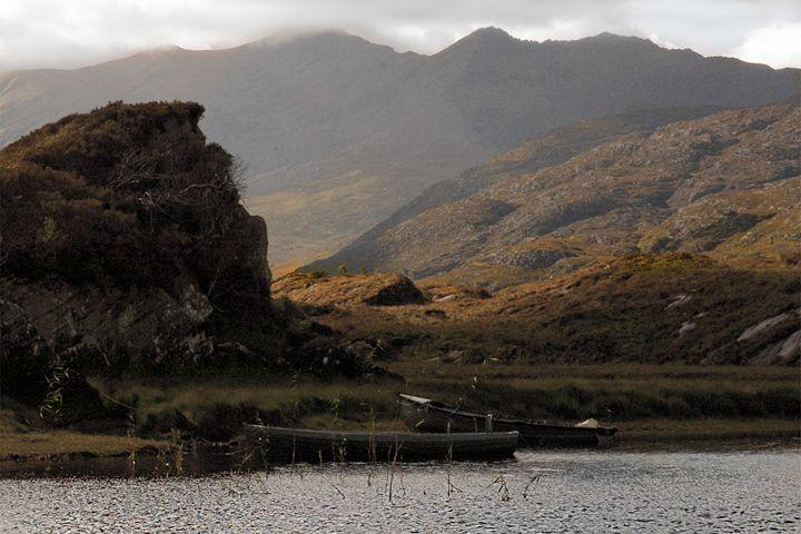Irish landscape Killarney - Photowitch