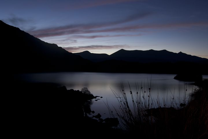 Lake after Sunset - Photowitch