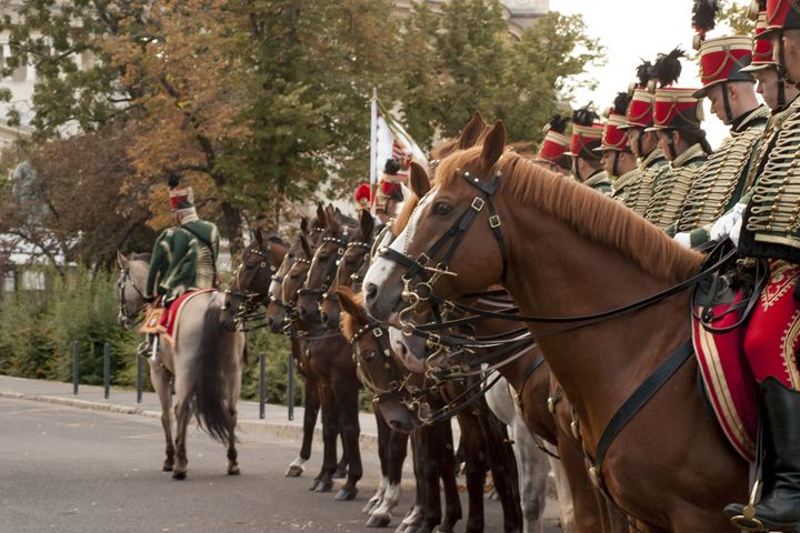 Hussars, Hungarian Cavalry - Photowitch