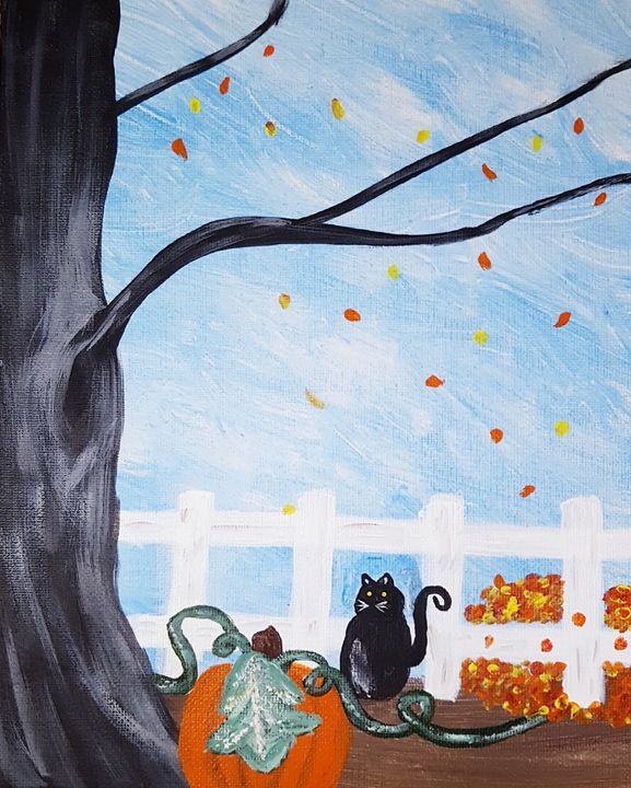 Pumpkin Time - The Painting Patch
