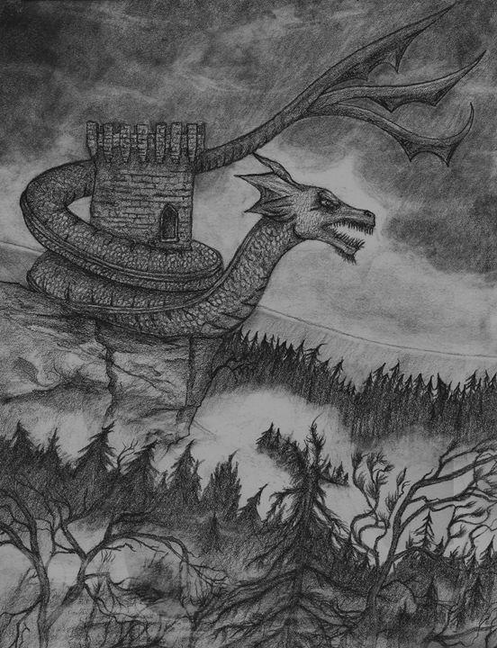Serpent's Descent - Seán Rögnvaldsson