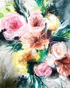 Romantic Bloom